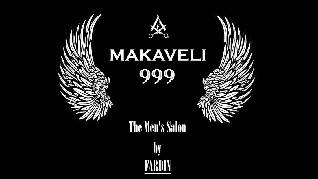 """Мужская стрижка любой сложности, чистка лица от 23 руб. в американском барбершопе """"Makaveli 999"""""""