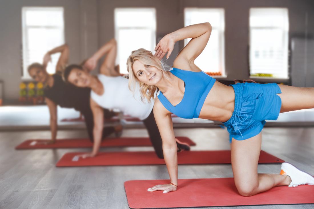 """Абонемент на групповые тренировки от 4 руб/занятие, пробное занятие за 4,50 руб. в фитнес-клубе """"Energy Club"""""""