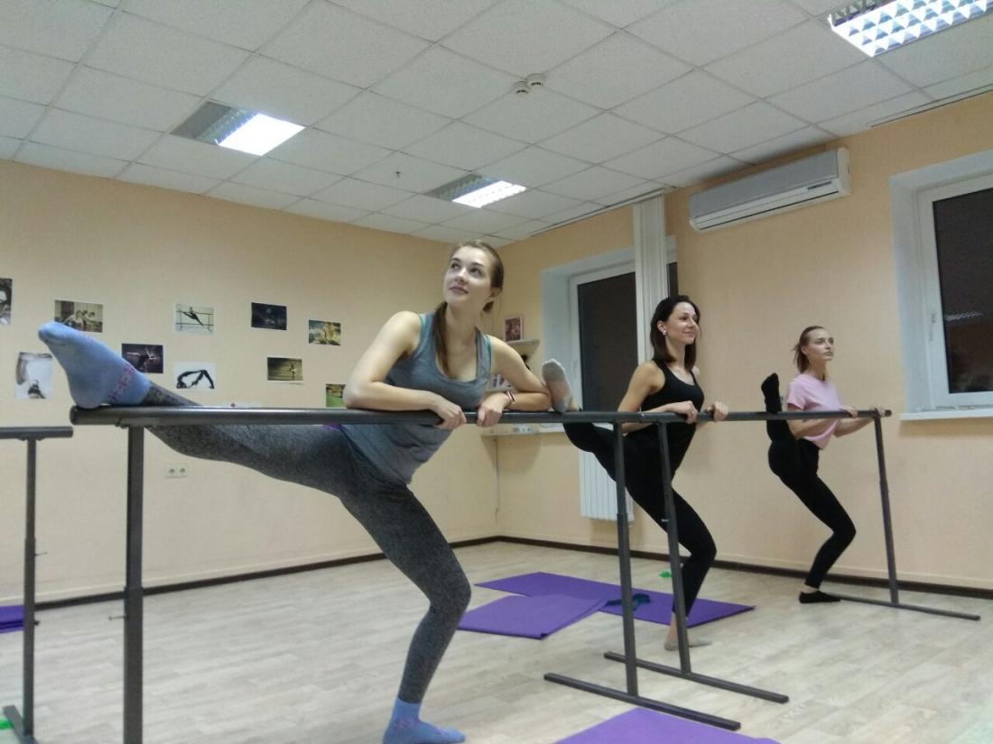 "Абонемент в школу танцев ""Балетка"" от 3,75 руб/занятие"