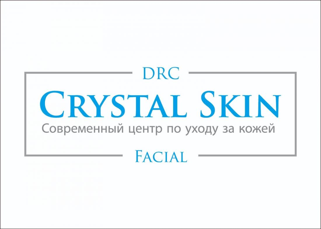 "Уходы за кожей лица от 17,50 руб. в центре ""Crystal skin"""