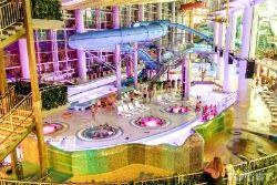 Аквапарк «Лебяжий» на 8 часов: аквазона и банно-термальный комплекс всего от 16 руб.