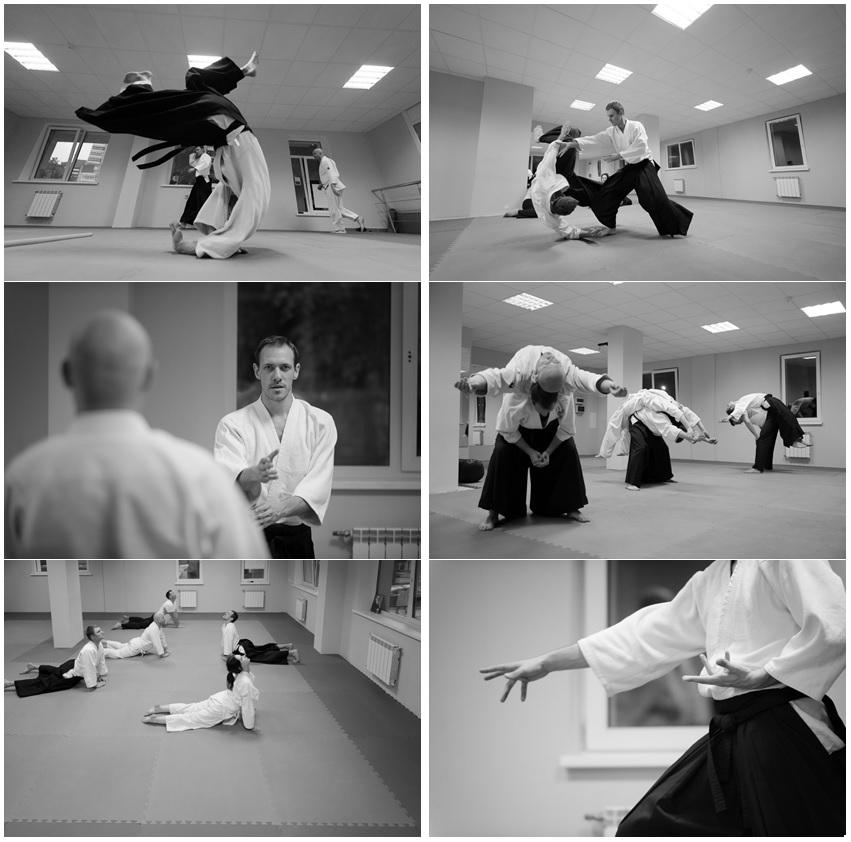 Тренировки Айкидо Айкикай всего за 3,33 руб/занятие