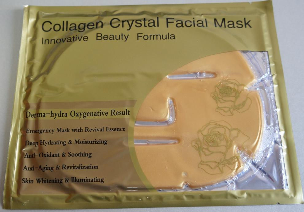 Коллагеновые маски – дольки увлажнят и укрепят нежную кожу вокруг глаз, устранят темные круги под глазами и отечность.