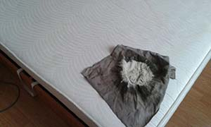 Глубинная чистка матрасов и спальных мест за 6,50 руб.
