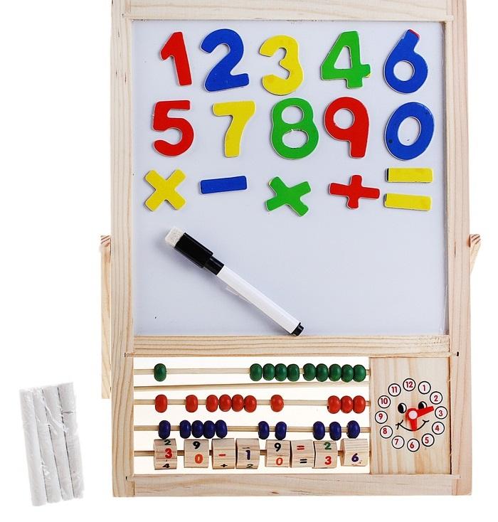 Детские доски для рисования мелками от 4,45 руб.