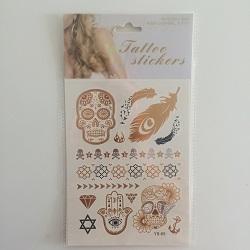 "Временные флеш тату ""Flash Tattoo"" от 2 руб. за лист!"