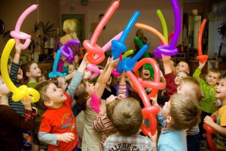 Веселый праздник для детей со скидкой от 20 руб!