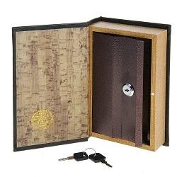 Оригинальный подарок: книга-сейф со скидкой от 13,65 руб.