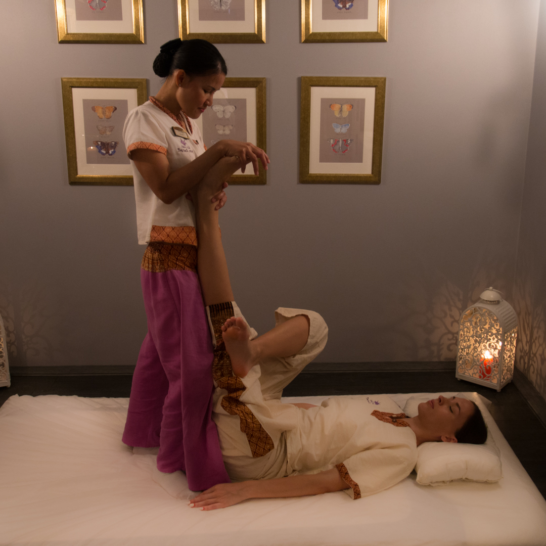 "Тайские ритуалы в SPA ""Белый лотос"" от 31,50 руб."