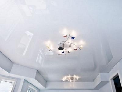 Натяжные потолки со скидкой до 50% + карнизы в подарок