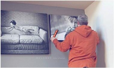 Печать фото на холсте - фотокартины со скидкой до 50%!