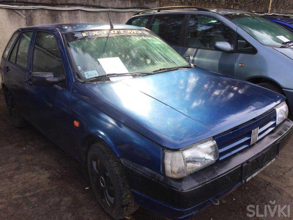 Автоконфискат, в котором спряталось авто за 117 рублей!