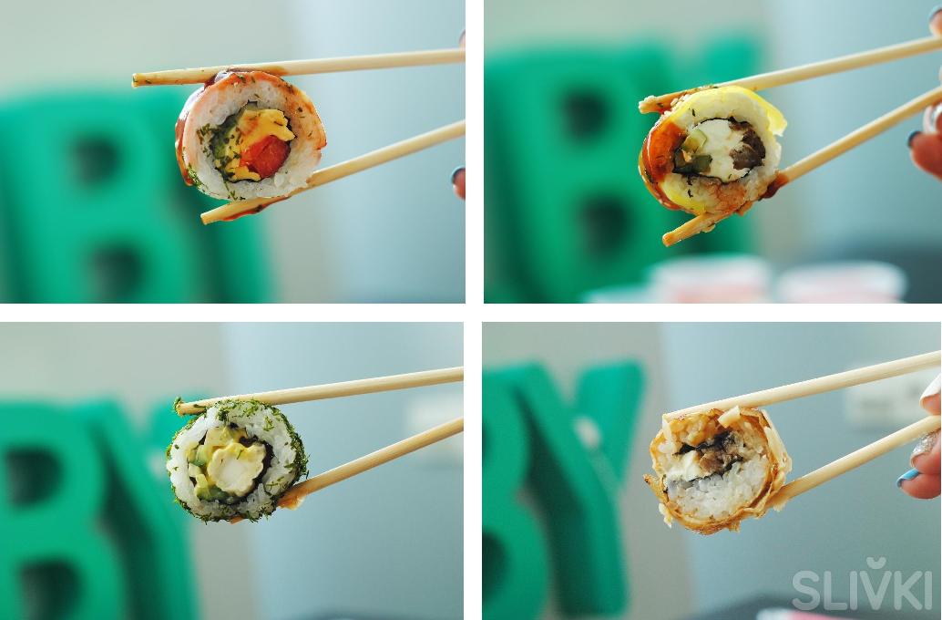 """Обеденный тест-драйв:  VIP сеты от """"Sushi House"""""""