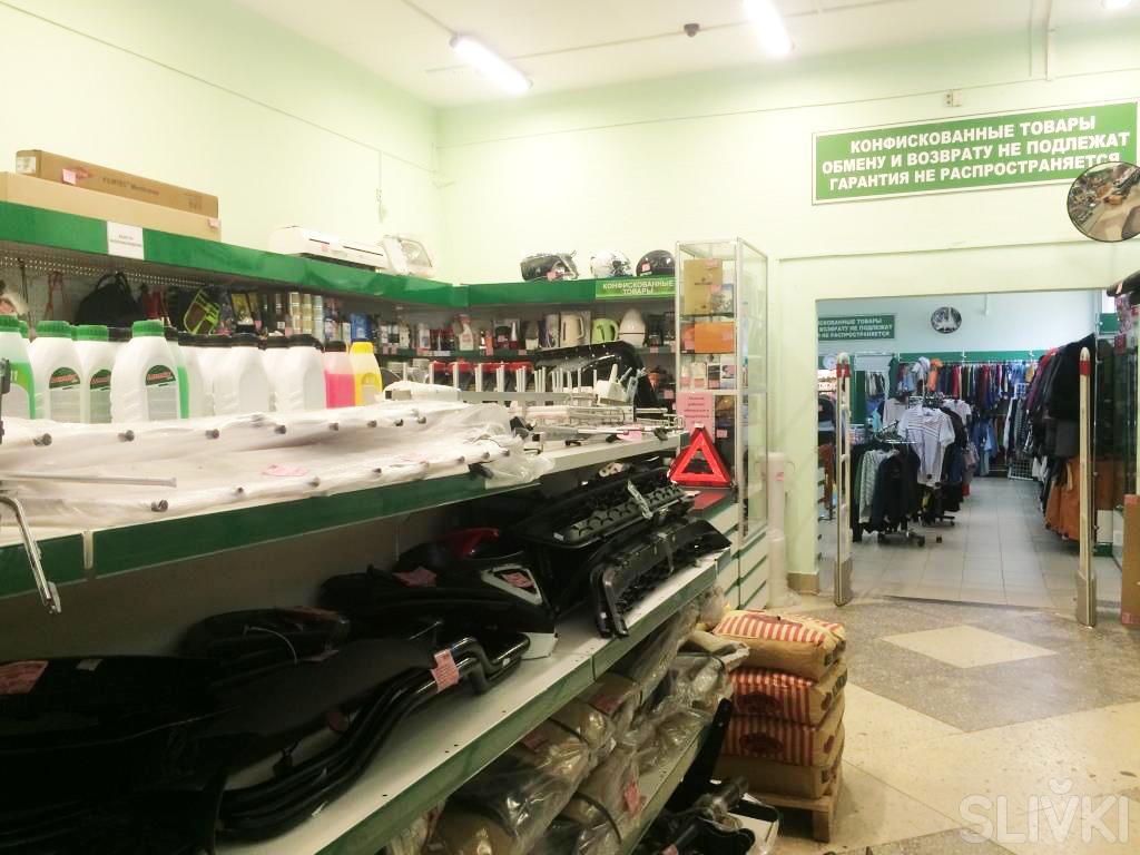 Конфискат на Независимости: Lacoste за 23 рубля?