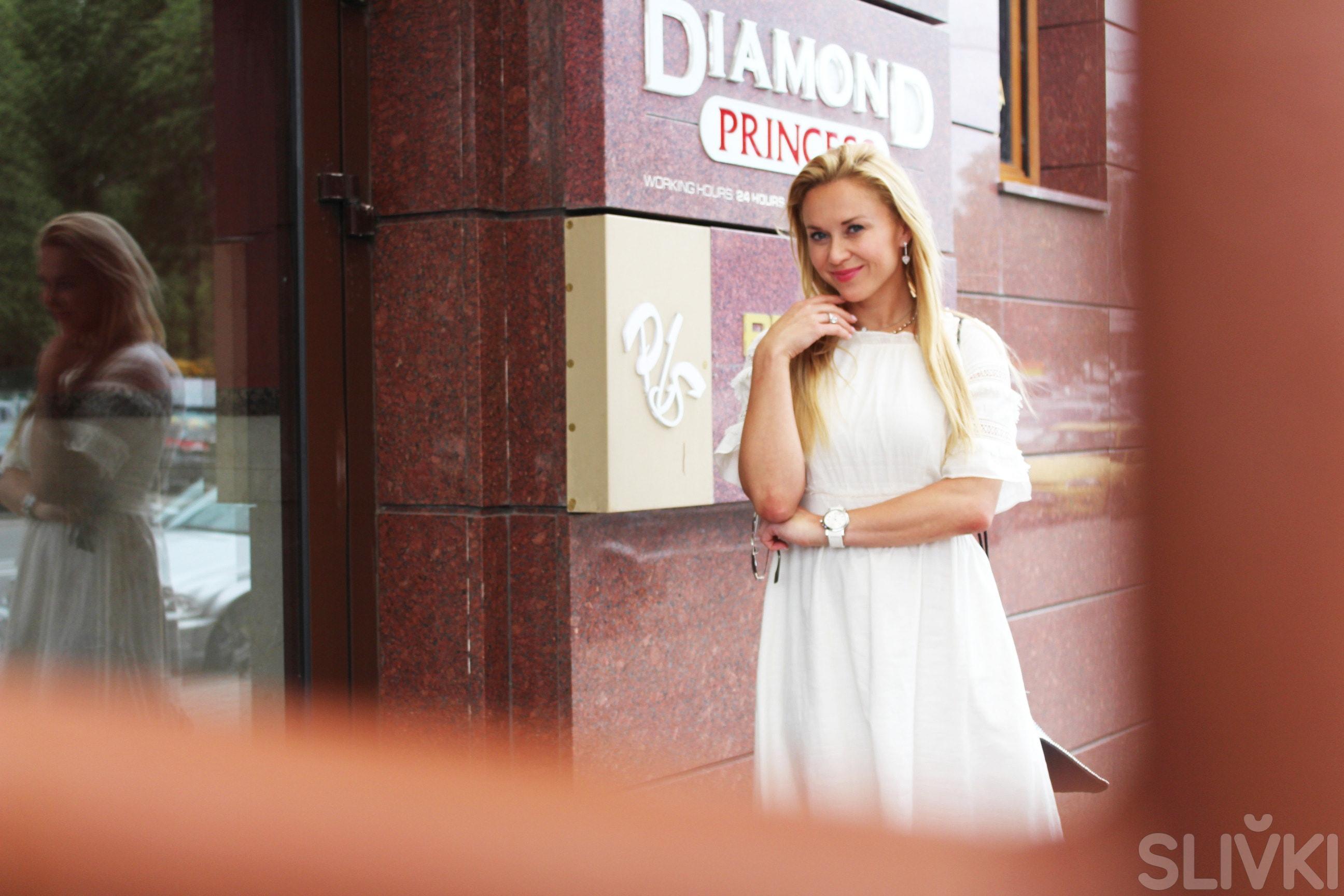 В Princess SPA с Ольгой Барабанщиковой