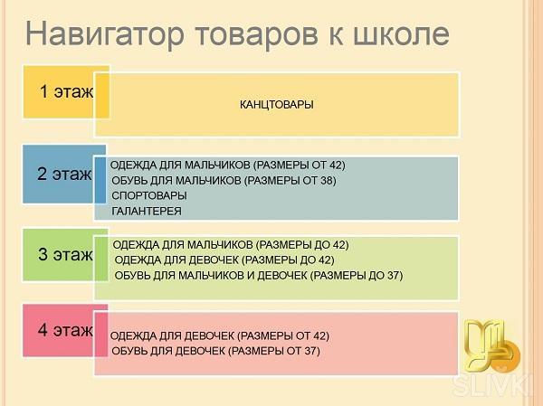 """Акция """"Снова в Школу"""" в ЦУМе!"""