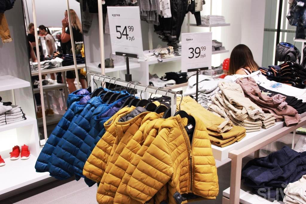 ZARA открылась в Минске! Фоторепортаж + цены