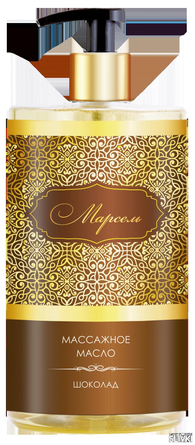 Профессиональные массажные масла Марсель