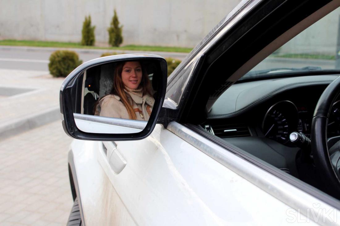 "Александра Герасименя на автомойке ""GlobalClean"""