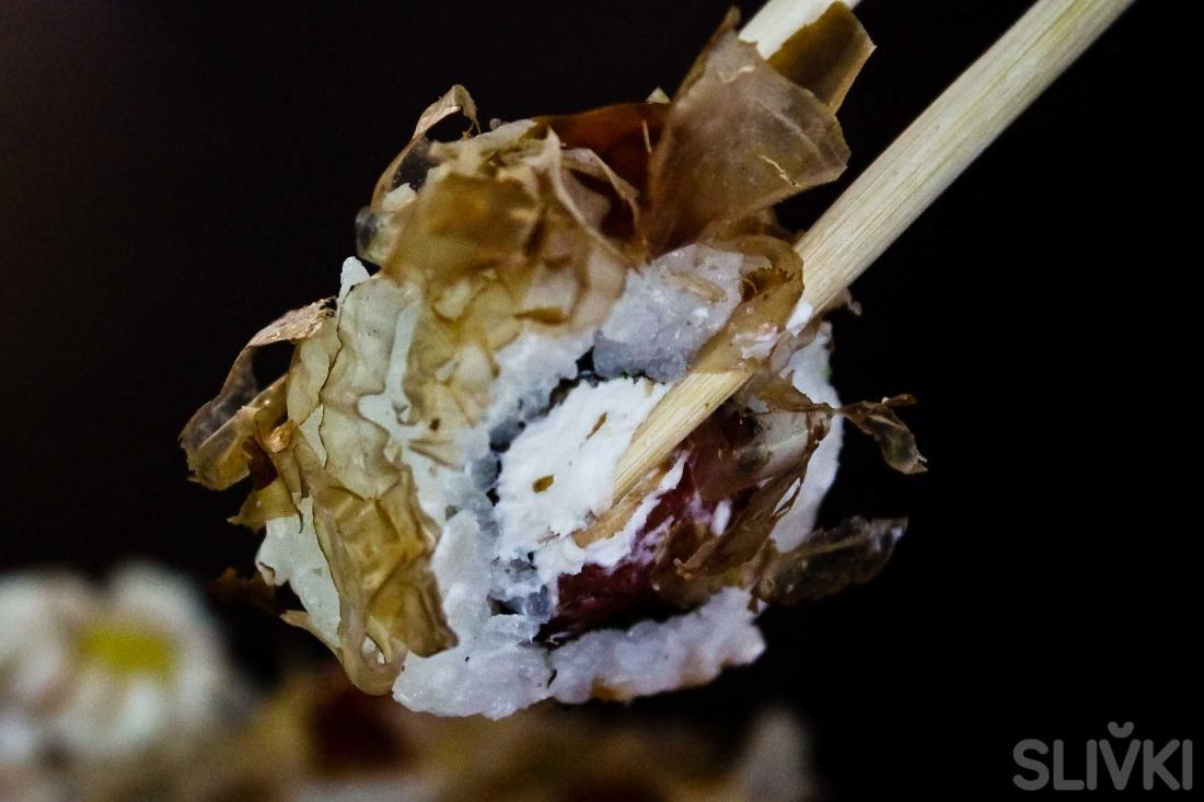 Ням: тестируем оригинальные суши-сеты с бесплатной доставкой!