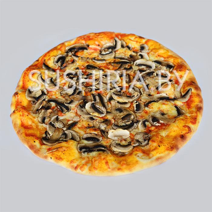 Новая доставка пиццы со скидкой 60%. Пробуем!