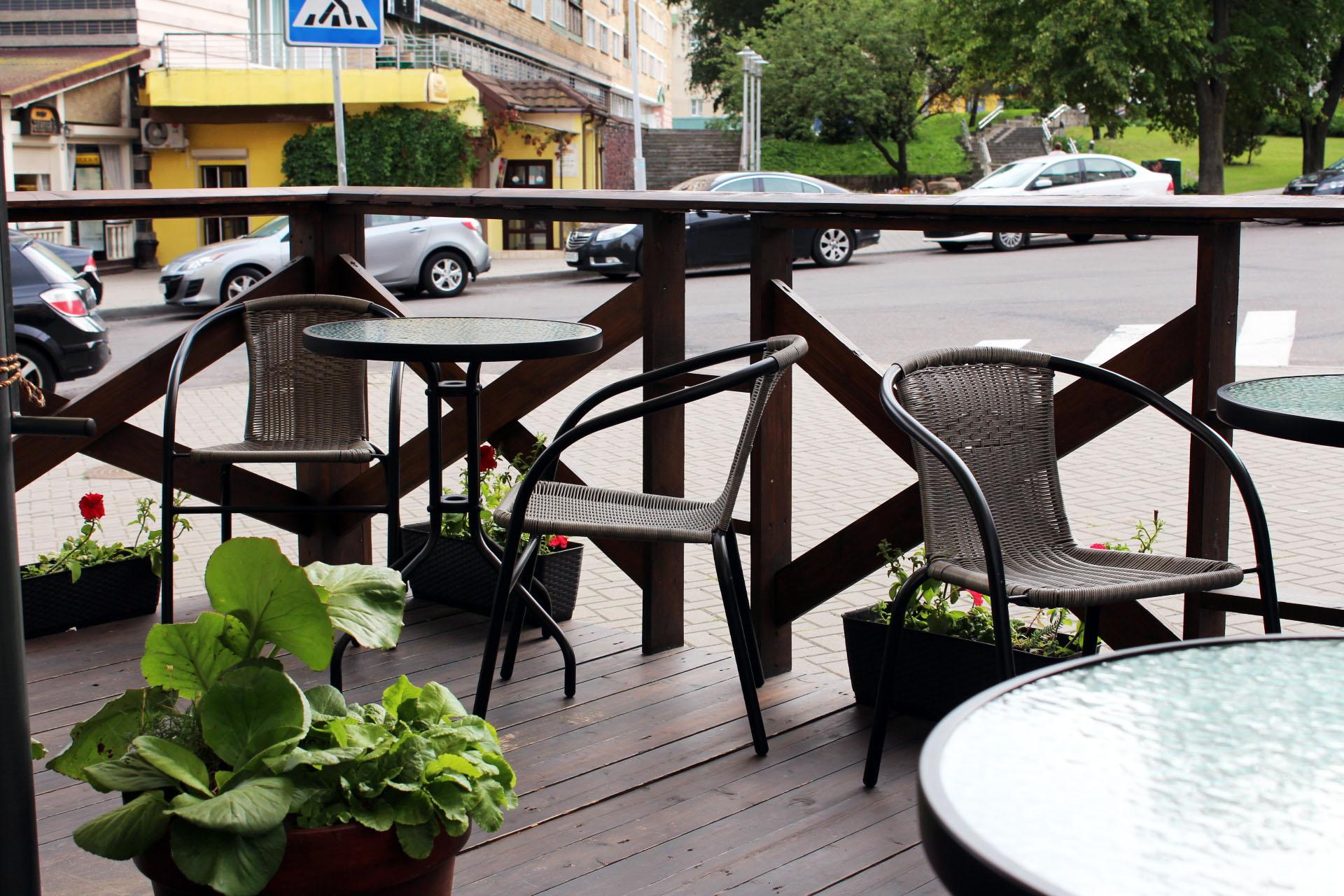 """Кафе """"Buvette"""": паста за 3,75 руб."""