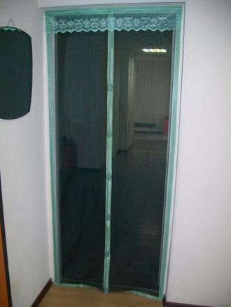 Антимоскитная сетка для двери всего за 7,50 руб.