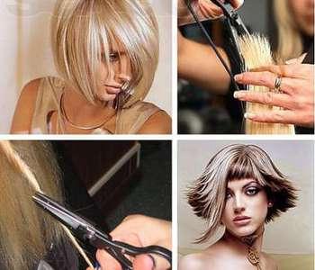 Стрижка горячими ножницами + экранирование волос от 12,15 руб.