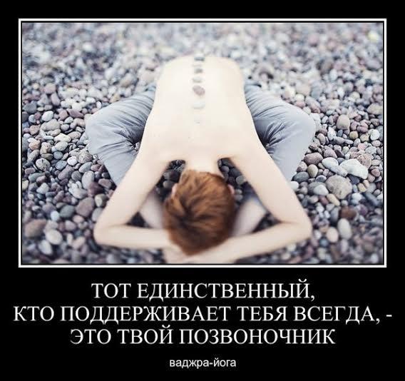 Ваджра йога в Малиновке (корректный подход к позвоночнику) от 2,50 руб.