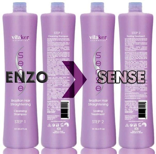 Кератиновое выпрямление волос и лечение волос косметикой Sense от 15 руб.