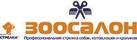 Логотип зоосалона Стрелка