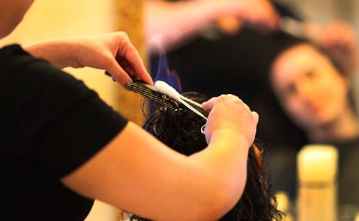 Маска для волос с касторовым маслом и витамином