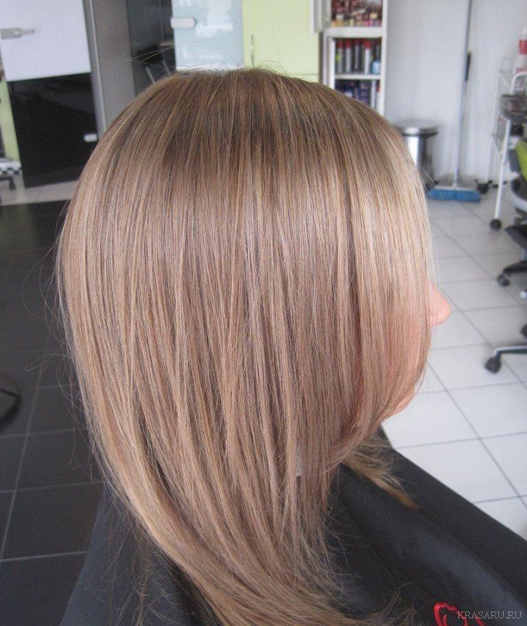 Причёска бант из волос на короткие волосы