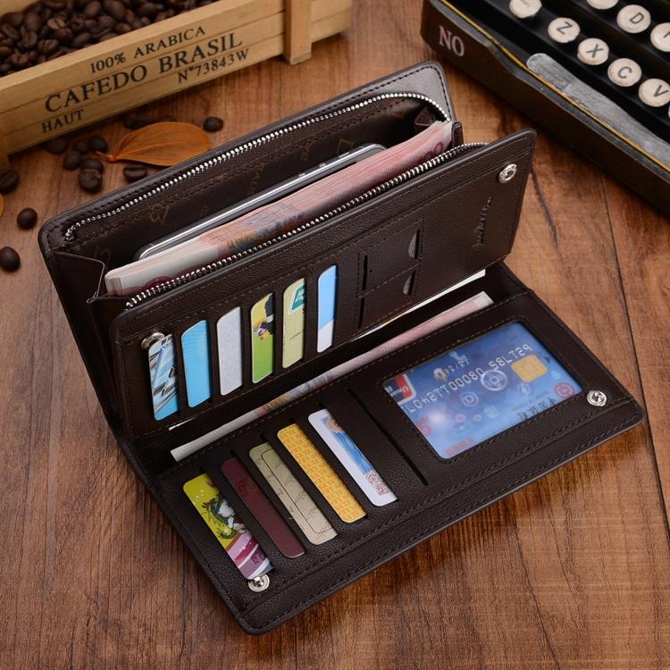 """Стильные портмоне-клатчи """"Baellerry"""" для мужчин от 27 руб. + подарок!"""