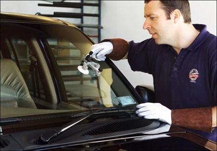 Ремонт трещин и замена автостекол от 0,80 руб.