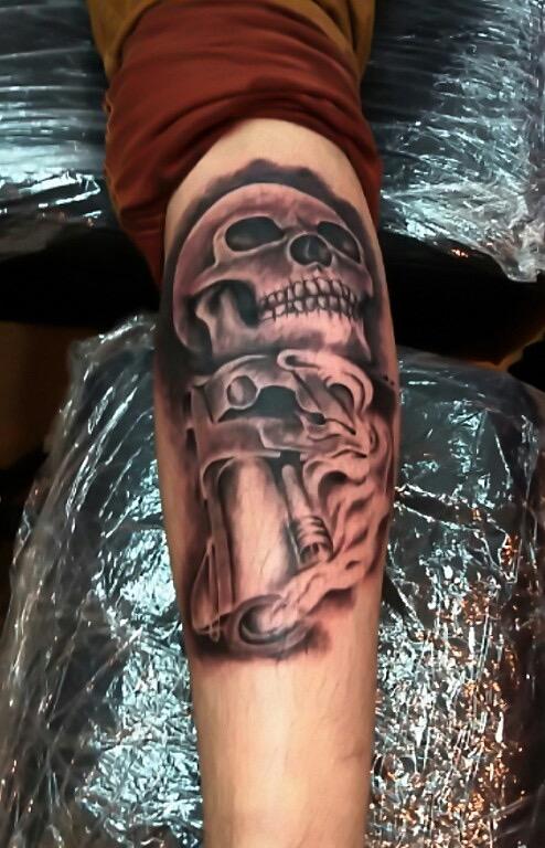 Татуировки в различных стилях от 20 руб.