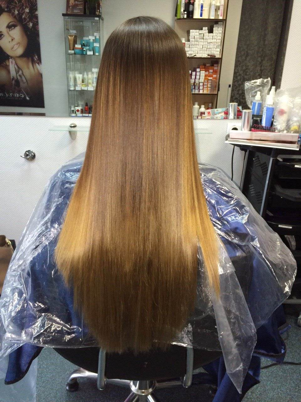 Шатуш, брондирование, airtouch, глазирование, окрашивание волос от 29 руб. + уход!