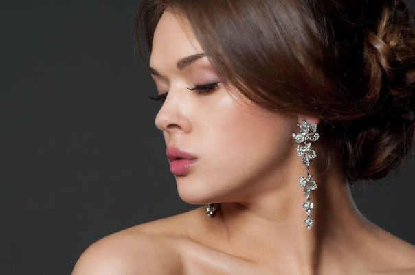 """Прическа и макияж в салоне красоты """"Mi Lamur"""" всего от 25 руб."""