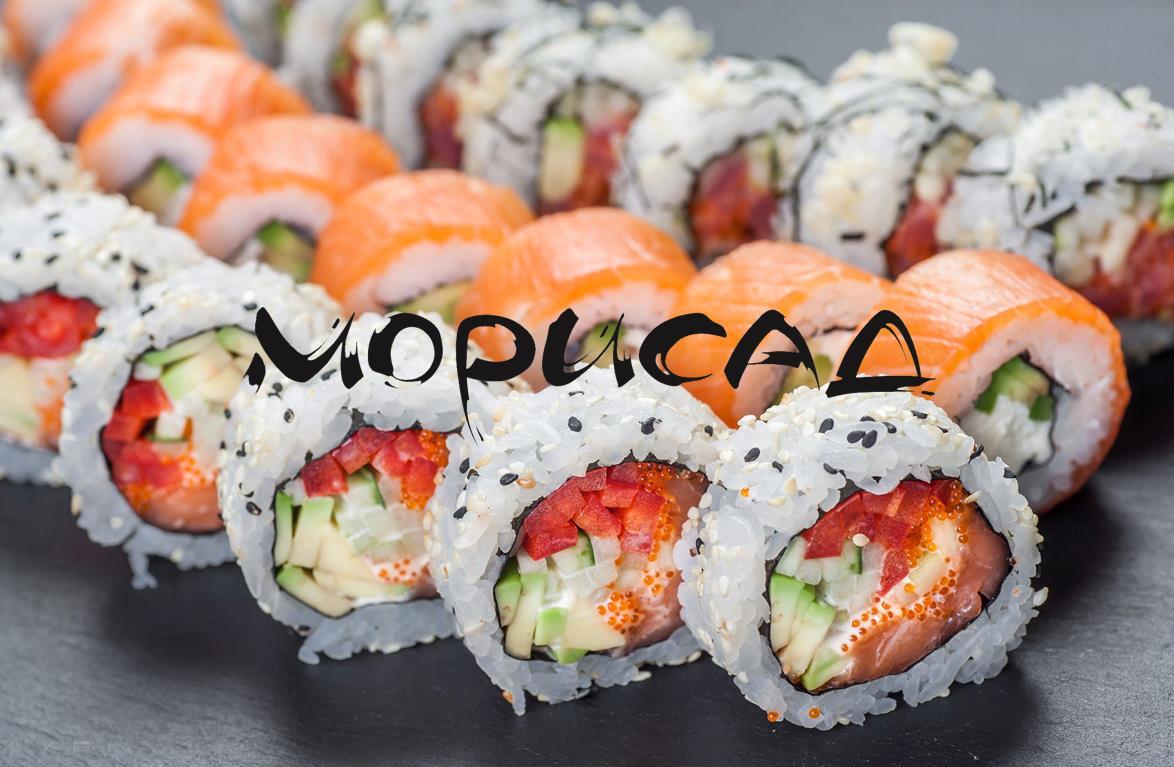 закажи суши в Морисаде 8 марта