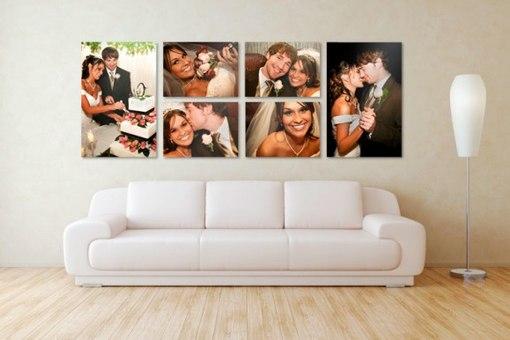 Печать визиток, флаеров, листовок, холст на подрамнике с Вашим фото от 8,50 руб.