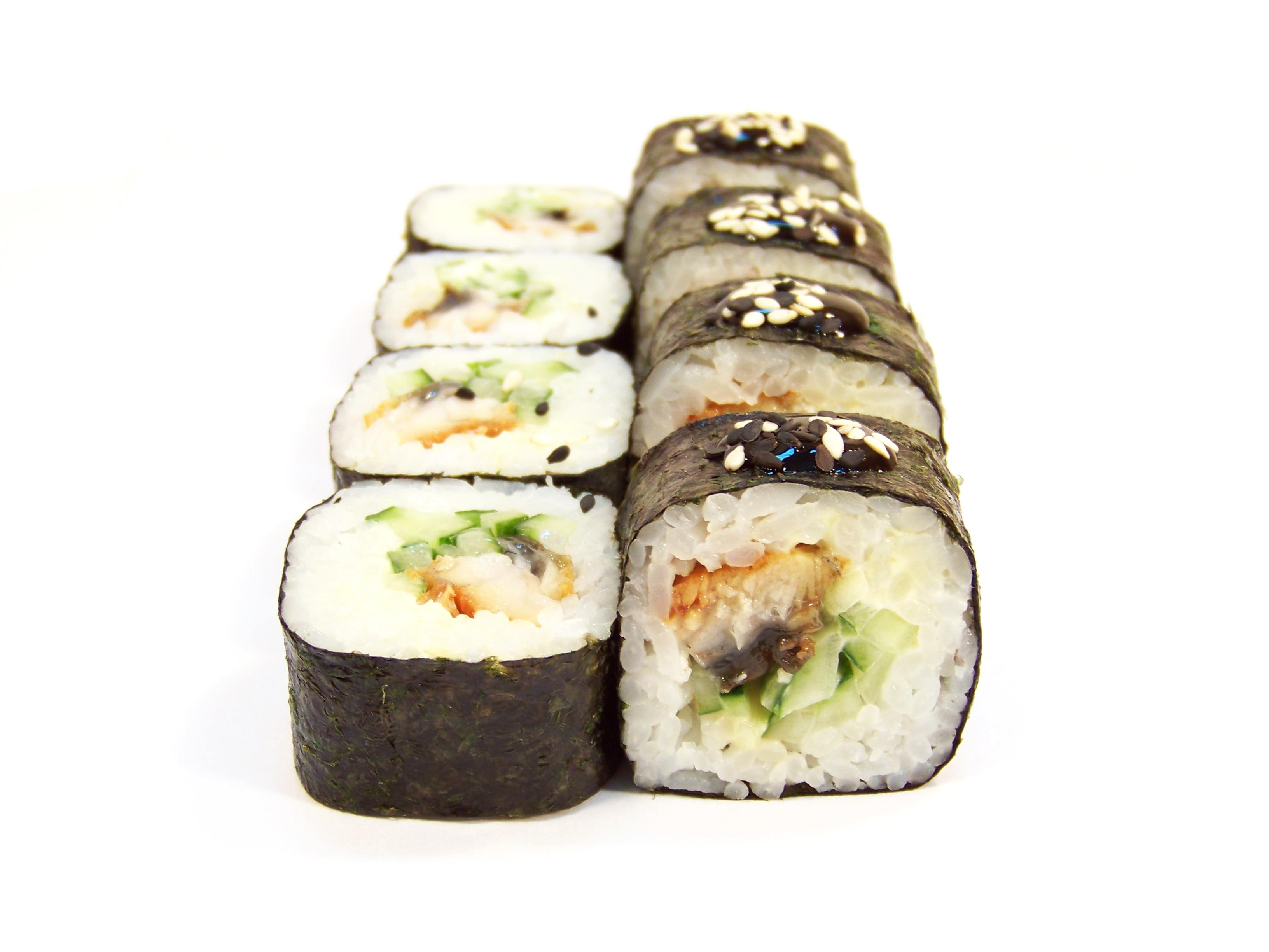 "Суши с доставкой или на вынос за полцены от  ""City Sushi"""
