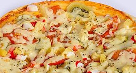 """Вкусные пиццы в кафе """"Имбирь"""" всего от 3,25 руб."""