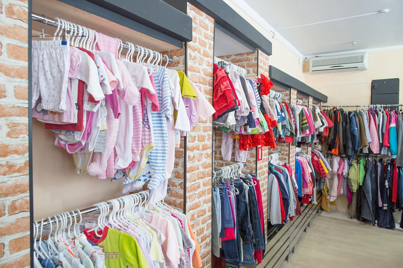 Магазин Детской Одежды Сток Секонд