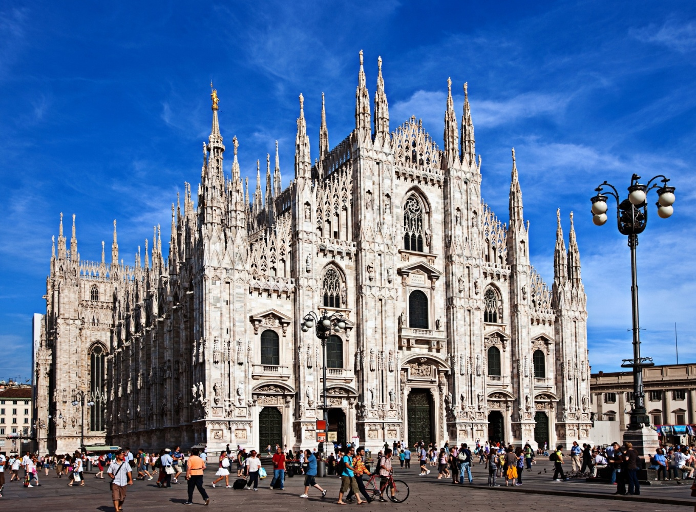 Авторский авиатур по городам Италии от 644 руб/7 дней