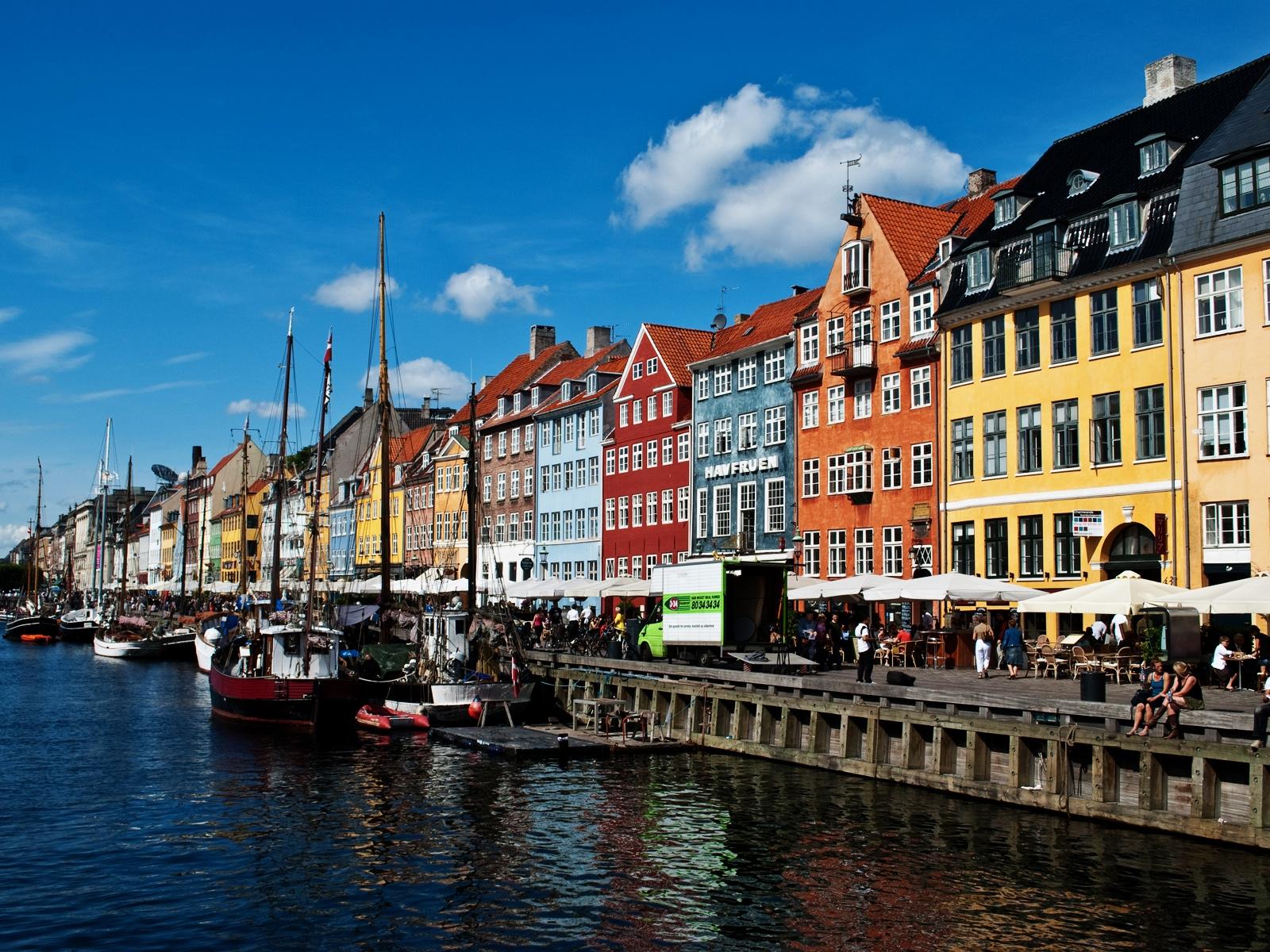Романтический авиатур в Брюгге или Копенгаген всего от 345 руб/4 дня