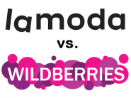 Lamoda vs. Wildberries: пиджаки до 100 руб.