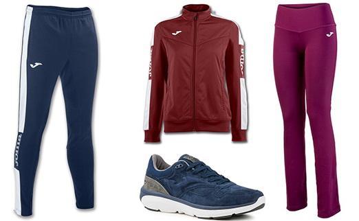 7406f4314f4c Спортивная мужская и женская одежда, обувь от испанского бренда ...