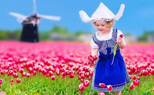 Смотрите, какая акция: туры в Амстердам + парк цветов Кекенхоф со скидкой от Slivki.by