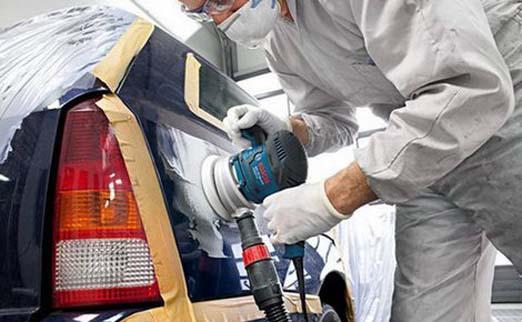 Глубокая очистка кузова автомобиля своими руками