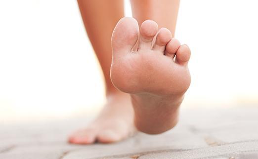 Симптомы грибка ног и лечение